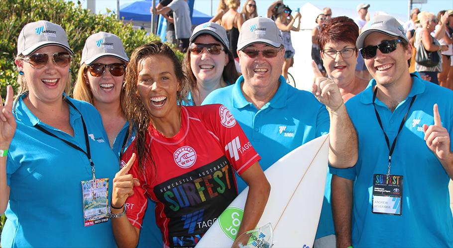 Hamilton Taggart Women's Pro – Surfest 2016