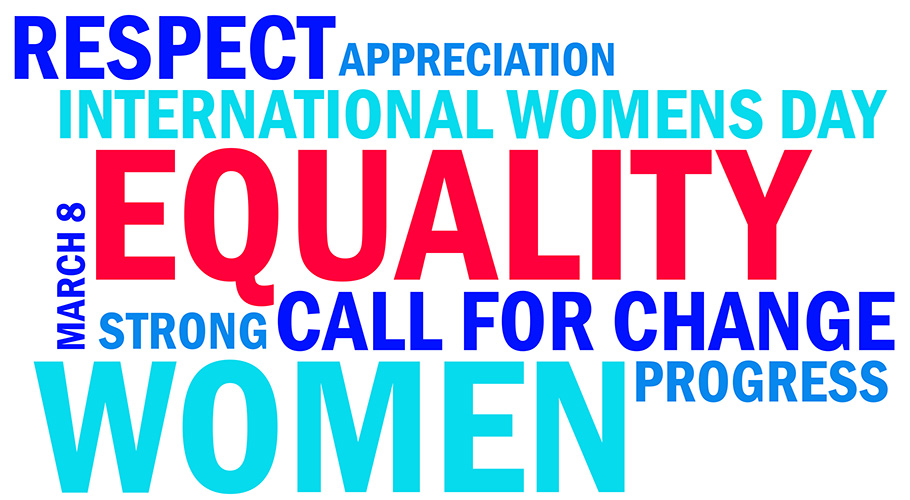 Celebrating International Women's Day – Gender Equality