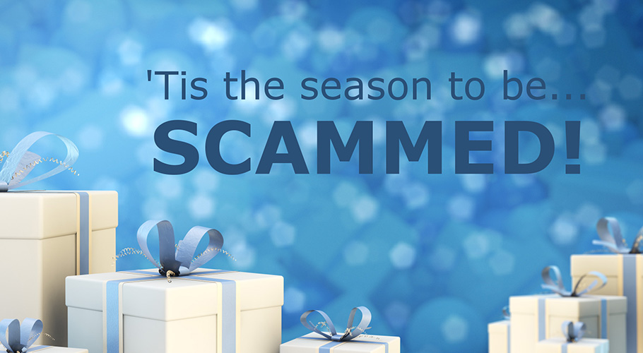 Don't Get Scammed This Holiday Season!